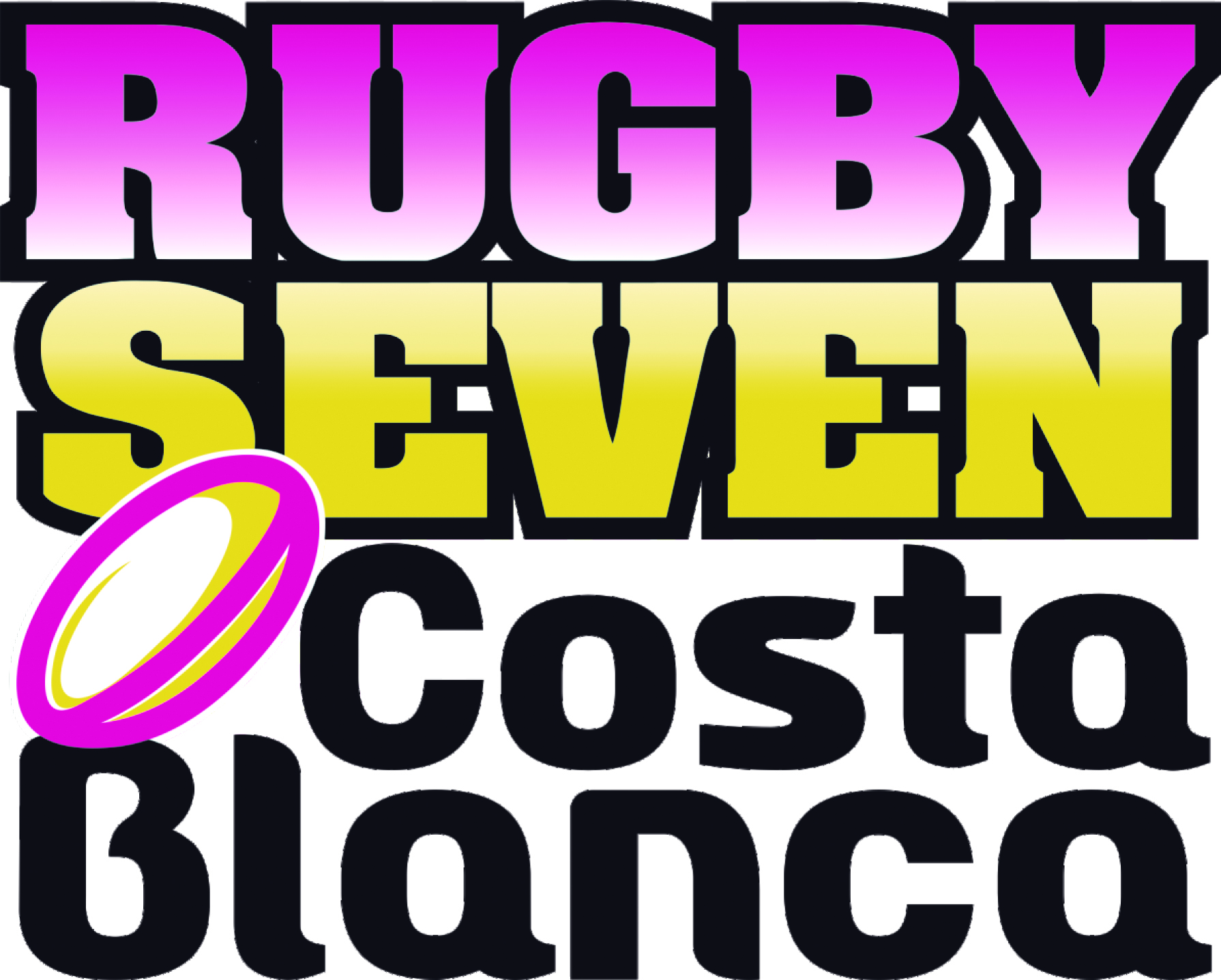 33 Costa Blanca Rugby Seven's Logo